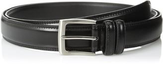 Florsheim Men's Big-Tall Smooth Grain Padded Leather Belt 32MM