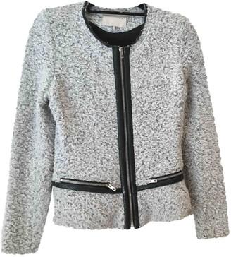 IRO Grey Wool Jackets