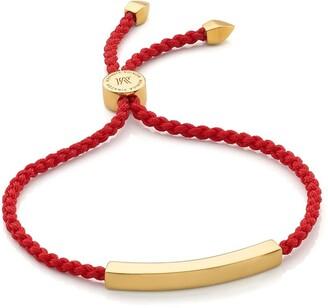 Monica Vinader Linear Coral bracelet