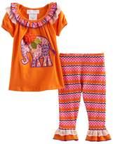 Bonnie Jean Baby Girl Elephant Tunic & Leggings Set
