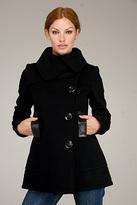 Isa Black Coat