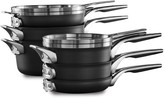 Calphalon Premier Space Saving 10-pc. Nonstick Cookware Set