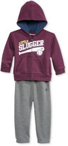 Champion Baby Boys' 2-Pc. Little Slugger Zip-Up Hoodie & Pants Set