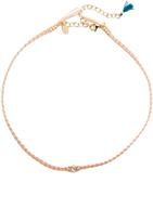 Shashi Ballerina Choker Necklace