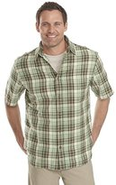 Woolrich Men's Red Creek Short Sleeve Shirt