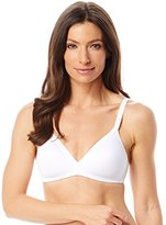 Warner's Women's Invisible Bliss Wirefree Contour Bra