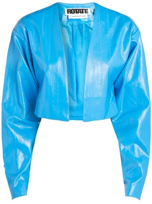 Rotate by Birger Christensen Magrit Cropped Jacket