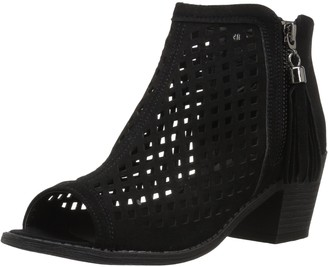 Brinley Co. Women's Perla Ankle Boot