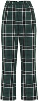 Rosie Assoulin Wowzer checked pants