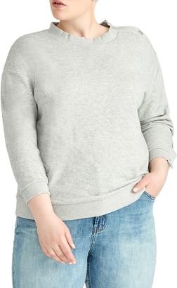Rachel Roy Marina Sweatshirt