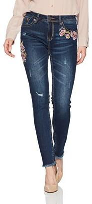 Grace in LA Women's Easy Fit Skinny Jeans