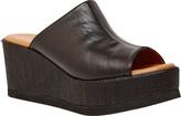 Andre Assous Clara Platform Wedge Slide Sandal