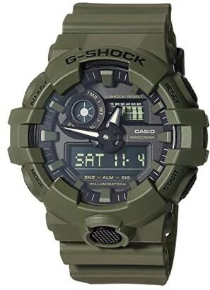 G-Shock GA-700UC (Green) Sport Watches