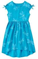 Gymboree Dragonfly High-Low Dress