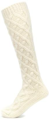 Dolce & Gabbana Wool-blend socks