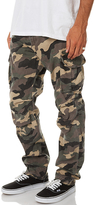 Rusty Eatya 2 Mens Cargo Pant Green