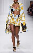 Versace Bra Cup Bikini Top