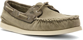 Sperry Men's A/O 2-Eye Wedge Canvas
