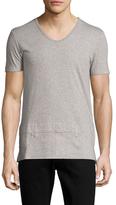 Maison Margiela V-Neck Cotton T-Shirt