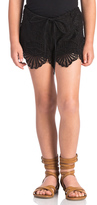 Nightcap Clothing Seashell Lace Short