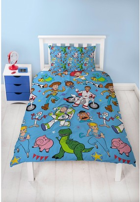 Toy Story 4 Rescue Single Duvet Cover Set