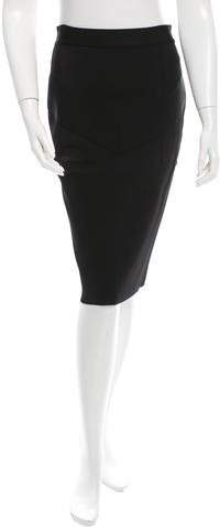 Givenchy Bandage Bodycon Skirt w/ Tags