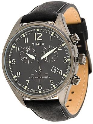 Timex Waterbury Traditional Chronograph 42mm watch
