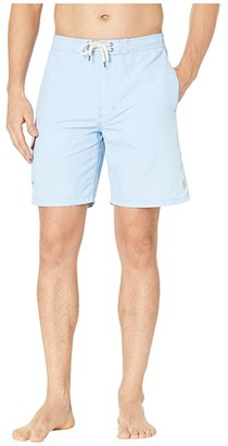 Polo Ralph Lauren Kailua Swim Trunks (Baby Blue) Men's Swimwear