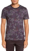 Ted Baker Mushrum Floral Print T-Shirt