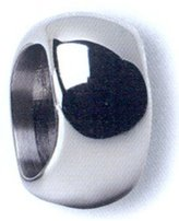 Breil Milano STONES STEEL BEANS Women's Rings 2131410020