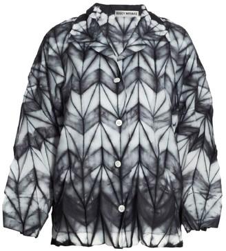 Issey Miyake Itajime Relaxed Jacket