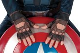 Rubie's Costume Co Captain America Stealth Men's Gloves