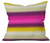 DENY Designs Bright Stripe Pillow