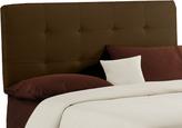 Bed Bath & Beyond Payton Tufted Headboard - Chocolate