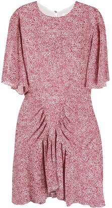 Etoile Isabel Marant Speckle Print Dress