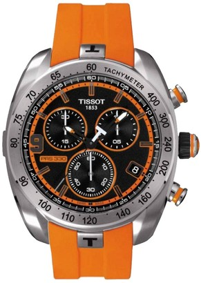 Tissot Men's Automatic Watch Chronograph XL Silicone T0484272705200