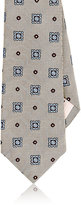 Fairfax Men's Floral Medallion Silk Necktie
