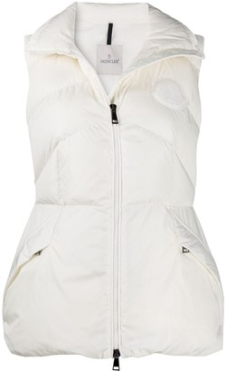 Moncler Beurre quilted gilet