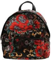New Look POPPY PRINT MINI Rucksack black pattern