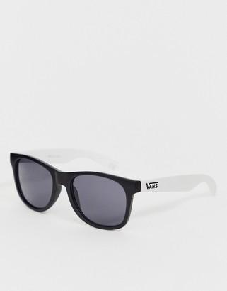 Vans Spicoli 4 sunglasses in white