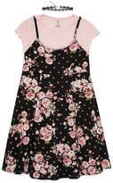 Arizona Floral Slip Dress - Girls' 7-16 and Plus