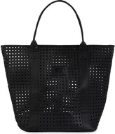 Seafolly Carried Away faux-leather tote