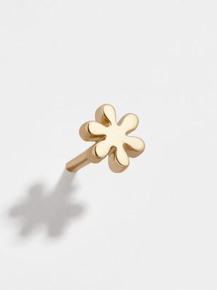 BaubleBar Margherita 14K Gold Stud Earring