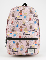 Vans x PEANUTS Dance Party Mini Backpack