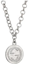 Gucci 45cm Coin Necklace Necklace