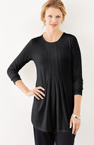 J. Jill Wearever Pleated Tunic