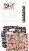 Rifle Paper Co. Rosa Folk Office Set (16 PC)