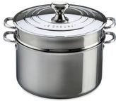 Le Creuset 9-Quart Stainless Steel Stockpot