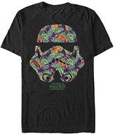 Star Wars Men's Humid Helmet Graphic T-Shirt