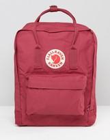Fjallraven Kanken 16l Backpack In Red